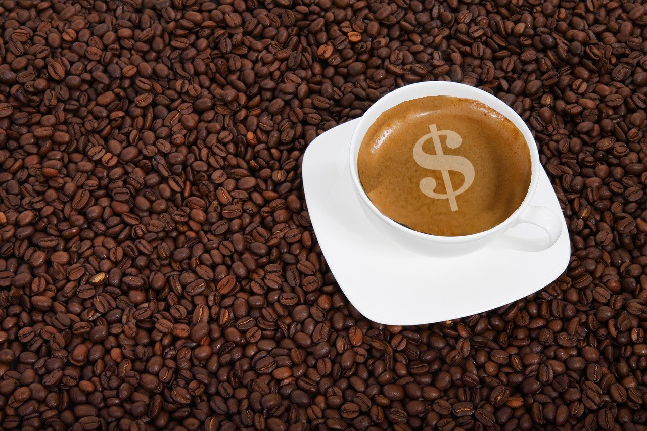 How to Turn a Cup of Coffee Into $160